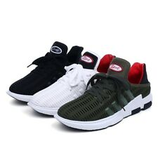 2017 New Men's Fashion Casual Lace Up Sneakers Trainer Sport Athletic Shoes