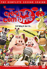 Creature Comforts - The Complete Second Season (DVD, 2006, 2-Disc Set)
