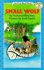 Small Wolf (I Can Read Book Level 3) Grades 2-4 By Nathaniel Benchley, New