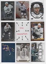 Los Angeles Kings #1 - Serial #'d Rookies - JERSEY - AUTO - U-PICK - SEE LOT #2