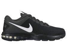 NEW MENS NIKE AIR MAX FULL RIDE TR 1.5 RUNNING SHOES TRAINERS BLACK / WHITE / AN