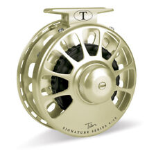 Tibor Signature 7-8 Fly Reel with Black Hub free shipping* and $80 Gift Card