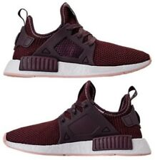 ADIDAS ORIGINALS NMD WOMEN's BOOST BURGUNDY - VAPOUR PINK - WHITE AUTHENTIC XR1