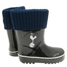 Tottenham Hotspur FC NWT Children's Wellington sock boots Spurs English Premier