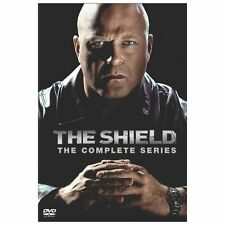 The Shield Complete Series Seasons 1-7   29-DVD SET NEW! Michael Chiklis