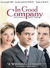 In Good Company (DVD, 2005, Full Frame)