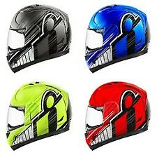 Icon Alliance Overlord Motorcycle Helmet / Black - All Sizes