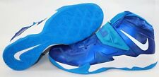 NEW Mens NIKE Lebron Zoom Soldier VII TB 599263 400 Royal Blue Sneakers Shoes