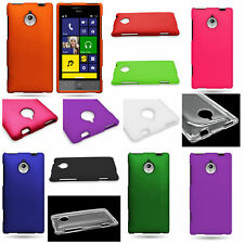Hard Case for HTC 8XT - Slim Fit Matte Rubberized Snap One Phone Cover