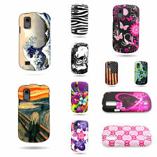 For ZTE Prelude Case /  ZTE Avail 2 Case - Hard Matte Snap-On Phone Cover