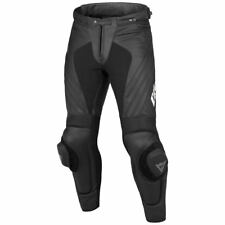Dainese Delta Pro Evo C2 Perforated Mens Leather Pants Black/Black