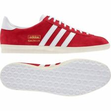 ADIDAS ORIGINALS GAZELLE OG MENS SUEDE TRAINERS SNEAKERS SHOES RED