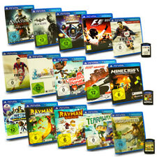 PS VITA GAME UNCHARTED Need for Speed Assassins Creed Minecraft FIFA Tearaway