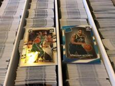 Pick Your Cards 2017-18 Donruss Optic Basketball Singles w RC (#1-200) Make Lot