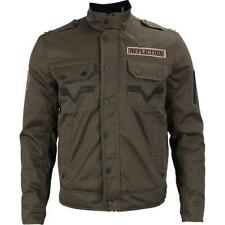 NEW MENS AFFLICTION INVISIBLE LINE JACKET DARK GRAY SIZE 2X MSRP $188.00 NWT