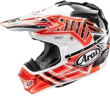 Arai VX-Pro 4 Shooting Star MX Offroad Helmet Red
