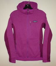 PATAGONIA Women's Performance Better Sweater Fleece Hoody - 25975 - size Small