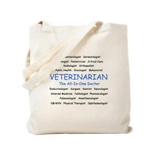 CafePress - Veterinarian Theallinonedoctor - Tote Bag