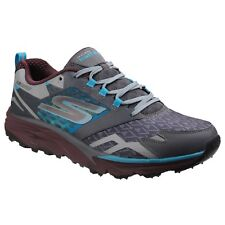 Skechers Go Trail Trainers Mens Memory Foam Durable Sports Running Sneakers Shoe