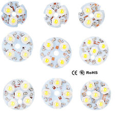 10X LED Chip Light Beads 3W 4W 5W For Ceiling Candle Spotlight Aluminum PCB Bulb