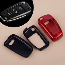Car Remote Key Fob Shell Case Cover Holder for Audi A3 A4 A5 A6 Q5 Q7 RS4 S8 TT