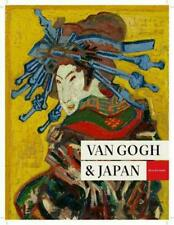 Van Gogh and Japan by Louis Van Tilborgh (English) Hardcover Book Free Shipping!