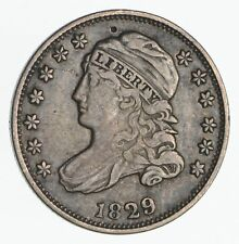 1829 Capped Bust Dime- Circulated *2328