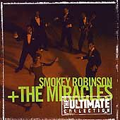 The Ultimate Collection [1998] by Smokey Robinson & the Miracles (CD, Feb-1998,