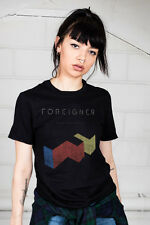 Official Foreigner Vintage Agent Provocateur Unisex T-Shirt Can't Slow Down Head