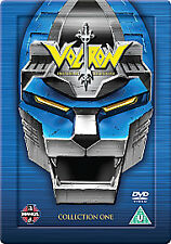 Voltron - Defender Of The Universe: Collection 1 - Blue Lion' DVD Steelbook