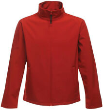 Regatta Classic Softshell Mens Jacket - Red