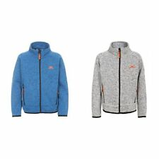 Trespass Childrens Boys Mario Full Zip Fleece Jacket (TP3462)