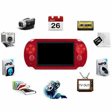 """4.3"""" Handheld Portable Video Game Console MP4 MP5 Player Built-In 1000 Games 8GB"""