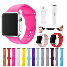 38/42mm Silicone Bracelet Band Strap For AP Watch iWatch Sports Series1/2/3/4