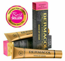 NEW DERMACOL MAKEUP COVER FILM STUDIO LEGENDARY WATERPROOF FOUNDATION MAKE UP