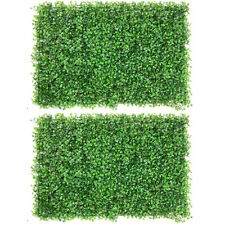 Artificial Boxwood Topiary Hedge Plants for Greenery Walls,Garden Home Decor