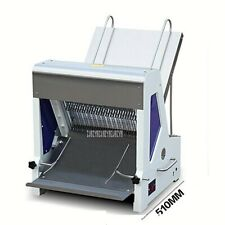Top Quality Automatic Electric 31 Slices Square Bread Slicer Machine Stainless