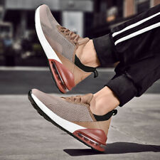 Men's Breathable Athletic Sneakers Running Air Cushion Shoes  Big Size 12 Sports
