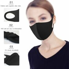 PM2.5 Anti-fog Haze Face Mouth Mask Earlop Breathable Washable Anit Dust Mask