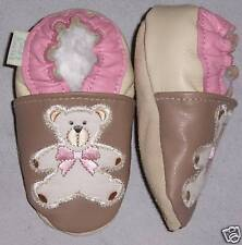 moxies soft sole leather baby shoes 12 styles 9 sizes