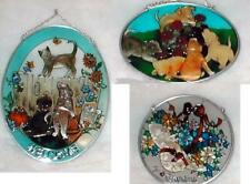 SUN CATCHERS--Dog/Cat Welcome or Dogs or I Luv Grandma