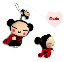 PUCCA Cellphone Mobile String Accessories Luxemoon RED