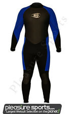 Mens 7mm Scuba Diving Full Wetsuit Semi Dry H2Odyssey Catalina 7mm Wetsuit