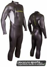 Men's Triathlon Wetsuit 5/3mm Neosport NRG 5/3mm Men's Triathlon Full Wetsuit
