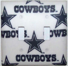 Dallas Cowboys Light Switch Plates & Electrical Outlets