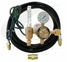 Premium CO2 Heated Flowmeter/Regulator Pro Kit