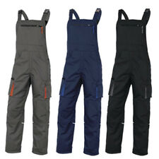 Delta Plus MACH2 Work Dungarees - Bib and Brace (Panoply)