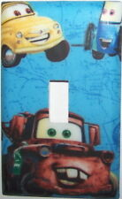 Cars Disney Movie Light Switch Plate Electrical Outlets
