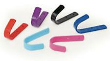 Set of 5 Metal Bridle, Headcollar Hooks - 6 colours