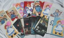 Raggedy Ann & Andy Holiday & Birthday Cards - Choose